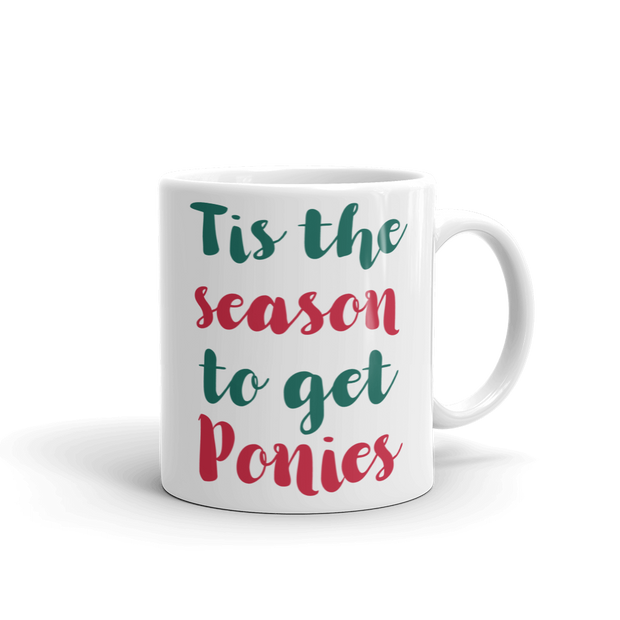 Season Mug - ONE HORSE THREADS