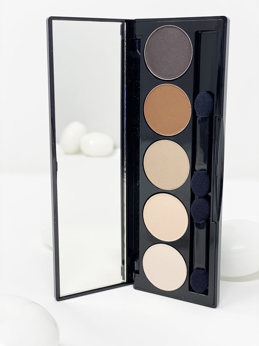 Bare It All | 5 Color Eye Shadow Pallet