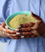 Load image into Gallery viewer, Organic Rajasthani Henna Powder - Bridal Quality