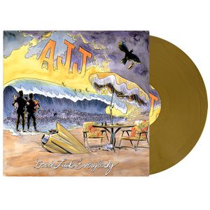 AJJ - Good Luck Everybody - Gold Vinyl