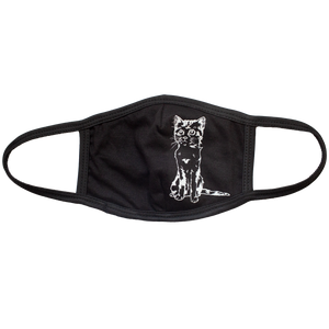 AJJ Kitten Mask