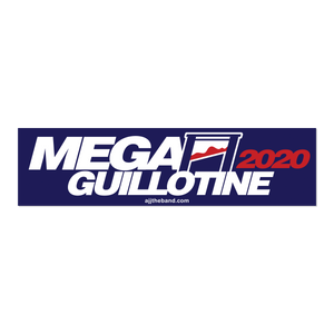 Mega Guillotine 2020 Bumper Sticker