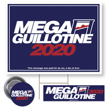 Load image into Gallery viewer, Mega Guillotine 2020 Campaign Pack