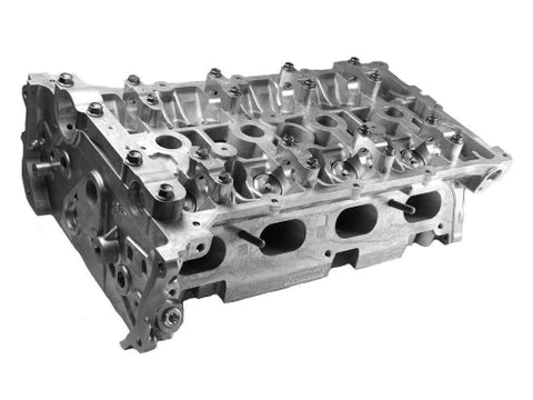 Cylinder Head and Valvetrain