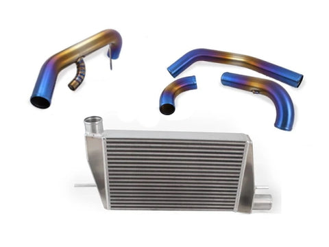 Intercoolers and Piping