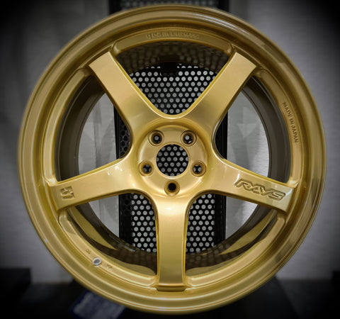 RAYS Gram Lights 57CR Wheel - Special Color Gold