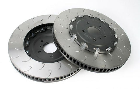 AP Racing J-Hook Rotors R35 GT-R 11+ Front