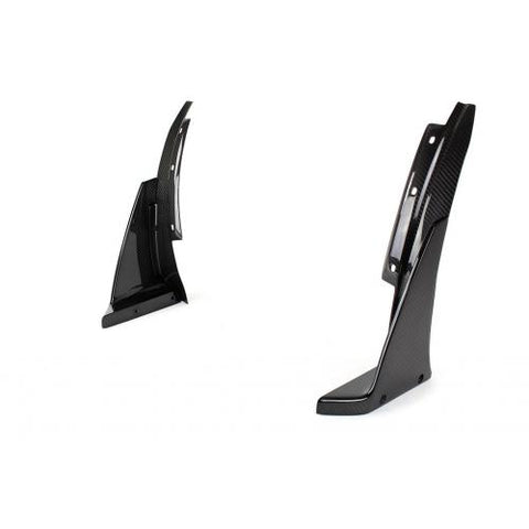 APR Front Bumper Canards and Spats Corvette C7 2014+