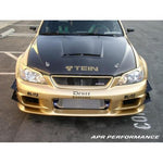 APR Formula GT3 Mirrors Lexus IS300 00-05