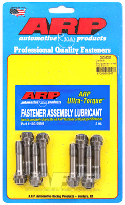 "ARP Replacement Rod Bolt Kit 3/8"" UHL 1.6"" - 8 piece set"