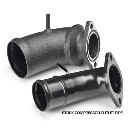 ATP Turbo High Flow Compressor Outlet Pipe EVO X