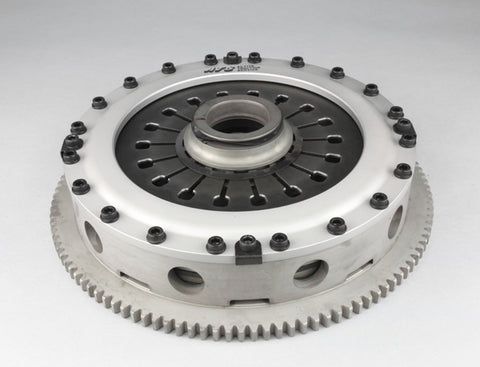 ATS Pull Type Twin Metal Clutch Kit EVO 4-9