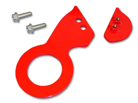 Carbing Okuyama Tow Hook EVO 9 - Rear
