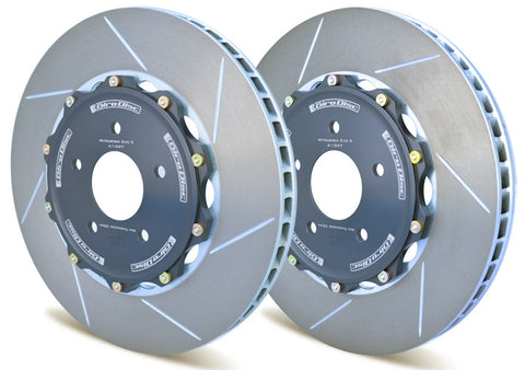 Girodisc 2pc Floating Rotors Focus RS 4WD Rear
