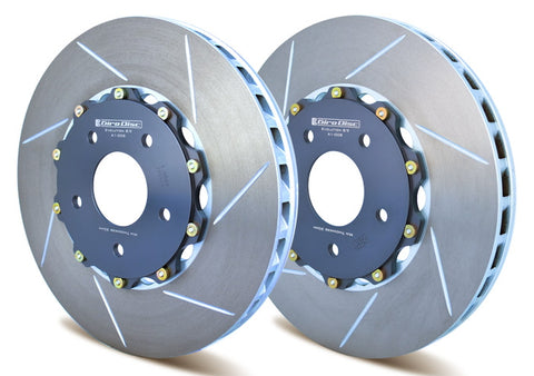 Girodisc 2pc Floating Rotors EVO 5-9 (Brembo) Front