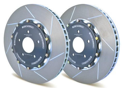 Girodisc 2pc Floating Rotors EVO X Front