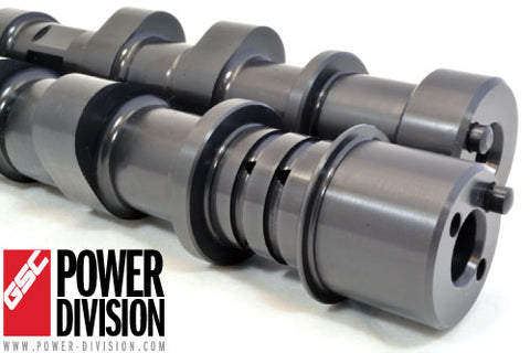 GSC Power-Division Billet S2 Camshafts EVO 9 Mivec