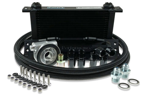 Hel Performance Oil Cooler Kit Civic Type-R FK2 (19 Row)