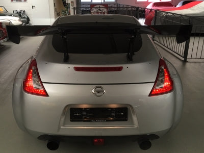 J-SPEC PERFORMANCE APR GTC 3D Carbon Wing 370Z