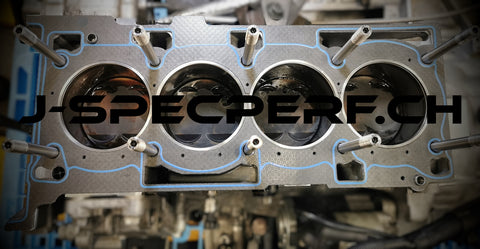 J-SPEC PERFORMANCE Racing Cut Ring Head Gasket EVO X 89.0mm T 1.2mm