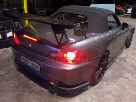 J-SPEC PERFORMANCE APR GTC 3D Carbon Wing S2000