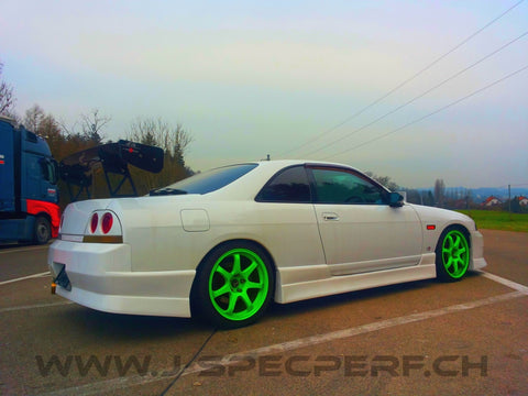 J-SPEC PERFORMANCE APR GTC 3D Carbon Wing Skyline R32 / R33 / R34
