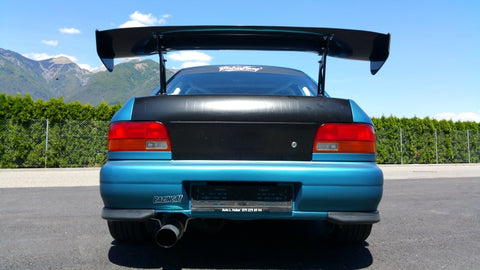 J-SPEC PERFORMANCE APR GTC 3D Carbon Wing Impreza GC8