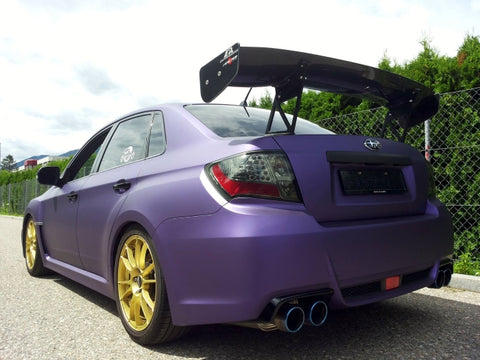 J-SPEC PERFORMANCE APR GTC 3D Carbon Wing WRX STi GVF