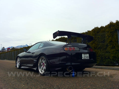 J-SPEC PERFORMANCE APR GTC 3D Carbon Wing Supra MA70 / JZA80