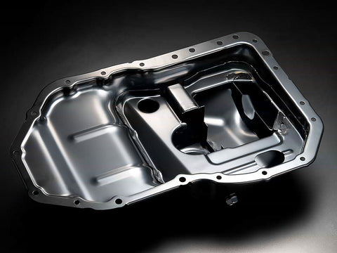 JUN Baffled Oil Pan EVO X