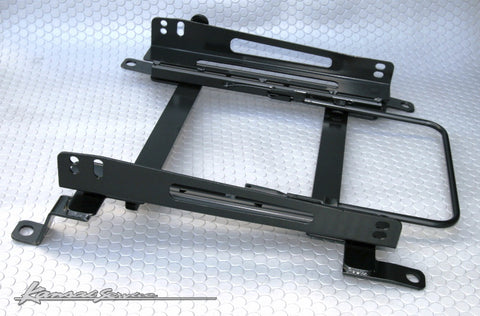 Kansai Service Low Position Seat Rail EVO X - Right