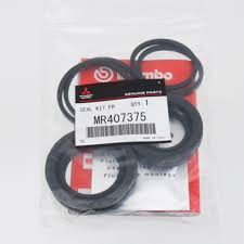 Mitsubishi Brake Caliper Seal Kit EVO 5-9 (Brembo) - Front