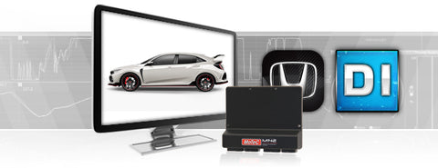 Motec M142 Plug-In ECU Kit Civic Type-R FK8