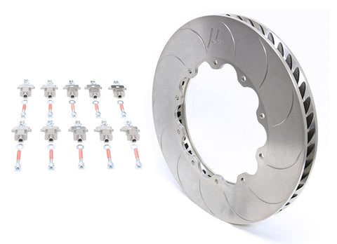 Project Mu SCR-PRO Plus Brake Rotors R35 GT-R - Rear