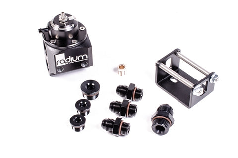 Radium Engineering MPR Multi-Port Fuel Pressure Regulator