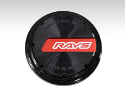 RAYS Gram Lights GL Center Cap - Red/Black
