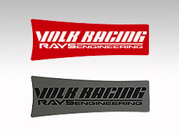 RAYS Volk Racing TE37SL Repair Spoke Sticker