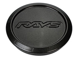 RAYS Volk Racing Center Cap Model-01 Low - Diamond Dark Gunmetal (MM)