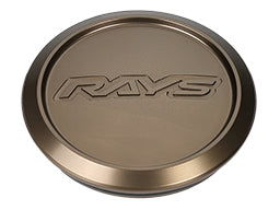 RAYS Volk Racing Center Cap Model-01 Low - Bronze (BR)