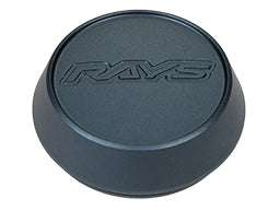 RAYS Volk Racing Center Cap Model-01 High - Matt Gunblue (GB)