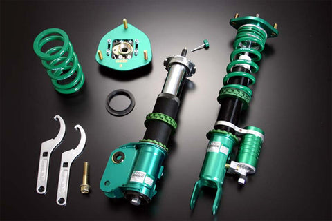 TEIN Super Racing Coilovers EVO X