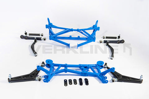 Verkline Complete Suspension Kit EVO 7/8/9