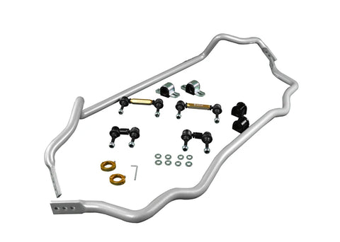 Whiteline Front and Rear Sway Bar Kit EVO X