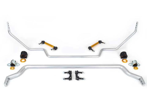 Whiteline Front and Rear Sway Bar Kit R35 GT-R