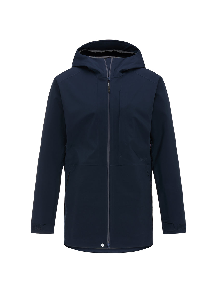 Jacke Excite in navy blue