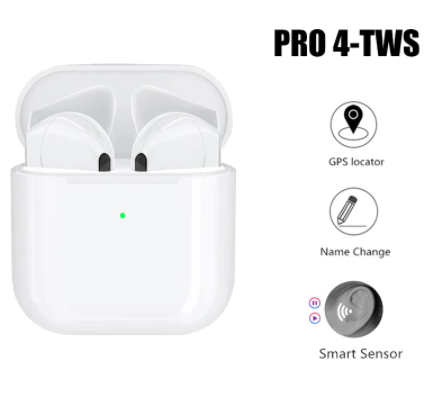 AIR PRO 4 |  Airpods Pro sin GOMAS