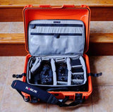NANUK 930 Orange Empty Case