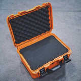 Nanuk 933 Orange Cubed Foam