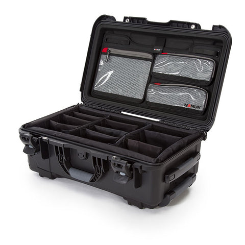 NANUK 935 Pro Photo Kit Wheeled Case