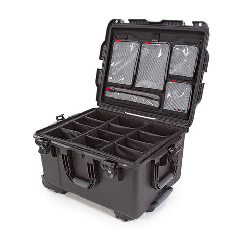 NANUK 960 Pro Photo Kit wheeled Case